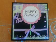 card happy birthday for sweet friend