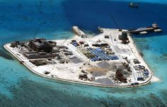 China Completes Construction of New Missile Shelters on Disputed South China Sea Islands...