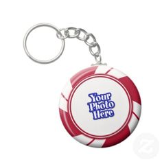 Photo Peppermint Swirl Stripe Candy Key Chains   •   This design is available on t-shirts, hats, mugs, buttons, key chains and much more   •   Please check out our others designs at: www.zazzle.com/ZuzusFunHouse*