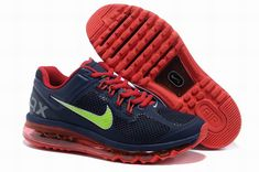 online store a90e6 d88e0 Find the Super Deals Discount Nike Air Max 2015 Mesh Cloth Men s Sports  Shoes - Deep Blue Green Red at Pumacreeper. Enjoy casual shipping and  returns in ...