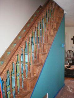 Dash And Albert Rugs  Da Bomb As A Stair Runner   100% Woven Cotton | Dash  And Albert Rugs | Pinterest | Stair Runners, Stairs And Dash And Albert