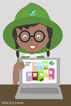 Know a Girl Scout-cookie addict? The Girl Scouts of the USA's famous cookie-selling program is headed online, much to the iPad-addled glee of Thin Mint fans everywhere. A successful pilot program in early 2015 proved what we already knew: Today's Girl Scouts are tech-savvy, Tagalong-selling machines.