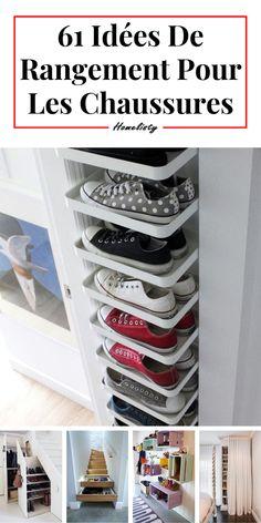 440 idees de rangement chaussures en