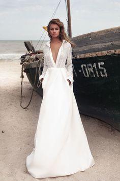 Свадебное платье «Бонита» Ариамо Брайдал— купить в Москве платье Бонита из коллекции 2016 года