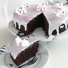 Halloween Snacks, Bon Appetit, Pudding, Cake, Desserts, Food, Pie Cake, Tailgate Desserts, Pie