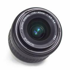 Olympus Zuiko Digital 17.5-45mm F3.5-5.6 Standard Zoom LENS Four Thirds 4/3 Fit