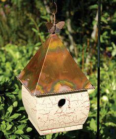 Sweet Lilu0027 Birdhouse That I Need.