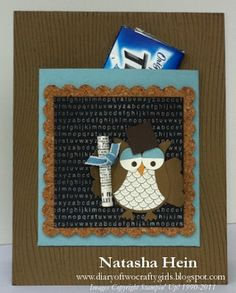 Deník dvou Crafty dívky: Grad Owl