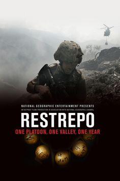 Restrepo Movie Poster - Sebastian Junger, Tim Hetherington  #Restrepo, #MoviePoster, #Documentary, #TimHetherington, #SebastianJunger