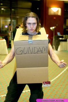 Box GUNDAM