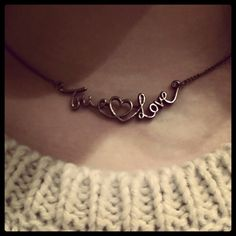 Necklace <3