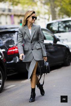 J'ai Perdu Ma Veste / Miroslava Duma – Paris // Style Audacieux, Fashion 2017, Womens Fashion, Paris Fashion, Street Style Blog, Office Fashion, Winter Wardrobe, Trendy Outfits, Sexy