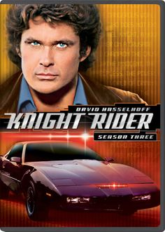 Knight Rider - the car, the Hoff. 80 Tv Shows, Old Shows, Great Tv Shows, Childhood Tv Shows, My Childhood Memories, Universal Studios, A Team, Cult, Baywatch