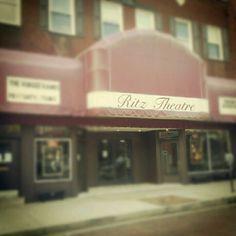 Ritz Theater in Hinton Wv