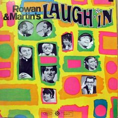 Laugh In was a funny, but wild and crazy show! It was a bit racy for a TV show during the late 60's. But would be mild if compared to many shows of today!