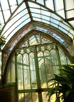 Laeken Greenhouses
