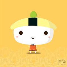 Sushi Meimei by kusodesign.deviantart.com on @DeviantArt