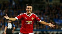 Ander Herrera chased by Atletico Madrid and Juventus