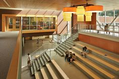 Cherry Crest Elementary School, Bellevue School District - NAC Architecture: Architects in Seattle & Spokane, Washington, Los Angeles, California