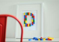 Lego Art - Small Fry