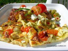 Suolainen välimeren pannukakku