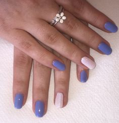 Using Bio Sculpture Gel colour 197 Bohemian Beauty from the Spring/Summer 2015 collection