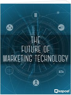 A Brief History of Digital Marketing Technology Future Of Marketing, Marketing Technology, Future Trends, Digital Marketing, History, Historia, History Activities