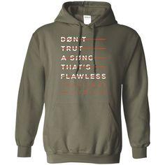 Twenty One Tshirt Pilot Don't Trust T-Shirt-01 Pullover Hoodie 8 oz