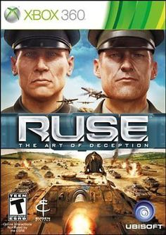 R.U.S.E. - Xbox 360: $52.85 End Date: Thursday Jan-4-2018 2:48:12 PST Buy It Now for only: $52.85 Buy It Now | Add to watch list