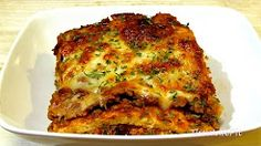 Best Low Carb Taco Bake - YouTube