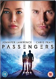 Passengers Jennifer Lawrence Chris Pratt Michael Sheen Laurence Fishburne A Best Sci Fi Movie, We Movie, Sci Fi Movies, Movies To Watch, Good Movies, 2017 Movies, Jennifer Lawrence, Passengers Film, Mark Watney