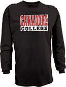 Canadore College Long Sleeve T-Shirt-MEDUIM