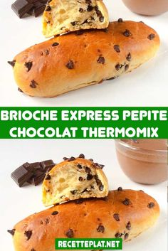 Thermomix Desserts, Croissant, Hot Dog Buns, Coco, Deserts, Bread, Pains, Cooking, Healthy