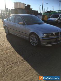 2002 BMW 330 D SPORT AUTO SILVER #bmw #330dsportauto #forsale #unitedkingdom