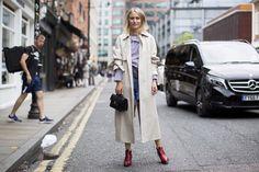 El cuento urbano de London Fashion Week - Harper's Bazaar