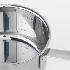 IKEA Saucepan with lid, stainless steel, glass. Read about the terms in the Limited Warranty brochure. Ikea 365 Cookware, Cookware Set, Recycling Facility, Safe Glass, Electric Cooktop, Heat Resistant Glass, Joy Of Cooking, Glass Cooktop, Stainless Steel Dishwasher