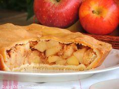 Torta di Mele_Apple Pie_con stevia (9) Gluten Free Recipes, Keto Recipes, Healthy Recipes, Sin Gluten, Tortilla Sana, Paleo Apple Pie, Clean Eating, Healthy Eating, Healthy Food