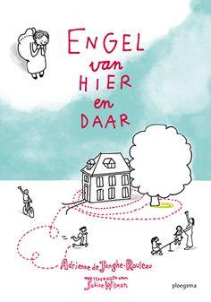 Engel van hier en daar - Adrienne de Jonghe-Rouleau - plaatsnr. 418.7/077 #Kanker #Familiebegeleiding  #Kinderen