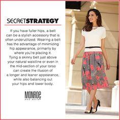 Secret Strategy #41: Wear a Belt