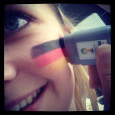 Heute feiern wir wieder die deutsche Elf an! #EM #Fußball