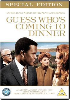 Guess Who's Coming to Dinner - Spencer Tracy, Sidney Portier & the Great Kathrine Hepburn