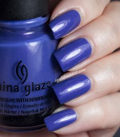 China Glaze Fancy Pants (Avant Garden Collection) | A Polish Addict