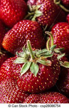 Truskawki. Strawberries