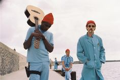 ten-year anniversary of Wes Anderson's The Life Aquatic with Steve Zissou.