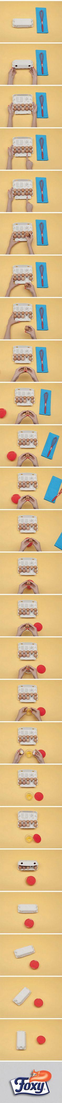 Strapazzate, in camicia o fritte le uova si possono fare in tanti modi. Voi come le preferite? In qualunque modo le prepariate fate attenzione a conservarle. Scoprite come su http://www.foxymega.it/optimize/impara-come-ottimizzarlo.php?id=Uova #foxy #optimize #ordine #uova #conservare #food #cucina #organization #ideas #home #space #fridge