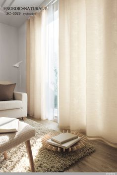 Best Inspiration Minimalist Home Curtains for Beautiful Residential Home Curtains, Interior Decorating, Interior Design, Window Styles, Design Your Home, Luxury Home Decor, Small Rooms, Minimalist Home, Home Improvement Projects