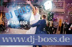 Erleben Sie die besten ereignisse im Leben mit DJ Boss - Live auf Ihrer Hochzeit!