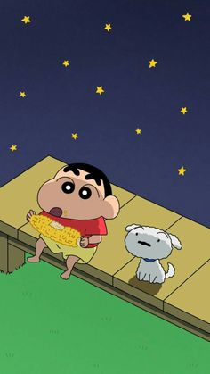 Shinchan and his dog Shiro . Friends Wallpaper Hd, Sinchan Wallpaper, Cute Emoji Wallpaper, Cartoon Wallpaper Iphone, Disney Wallpaper, Wallpaper Awesome, Hd Cute Wallpapers, Doraemon Wallpapers, Crayon Shin Chan