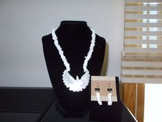 Eagle Necklace and matching earrings by JoyceBartoliJewels on Etsy, $25.00