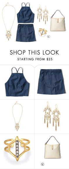 """""""90's Hippie Vibe"""" by stylewithchis on Polyvore featuring Hollister Co. and Stella & Dot. Shop my online Stella & Dot site below for all these accessories & this super cute bag that I created for this style above: www.stelladot.com/jessicachislett  #stelladot #sdjoy #stellaanddot #stylewithchis #bags #versatile #jewelry #accessories #stelladotjewelry #stelladotbag #stellaanddotstyle #style #ootd #polyvore #fashion #fashionset #bracelets #necklaces #charms #shoponline #hippieoutfit #90svibes"""
